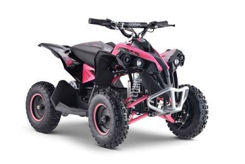 Renegade - 1000w -36v -Kids Electric Quad Bike - Pink