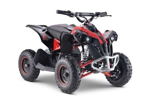 Renegade - 1000w -36v -Kids Electric Quad Bike - Red