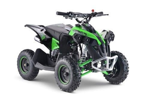 Renegade 50cc Kids Mini Petrol Quad Bike - Green