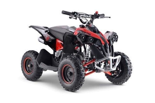Renegade 50cc Kids Mini Petrol Quad Bike - Red