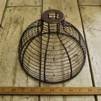 Pendant Hanging Light Shade 'Bell Cage'  200mm