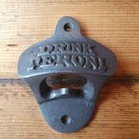 Wall Mounted Bottle Opener Peroni