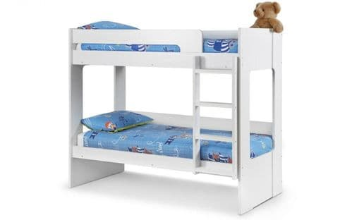 Athens Bunk bed- white finish