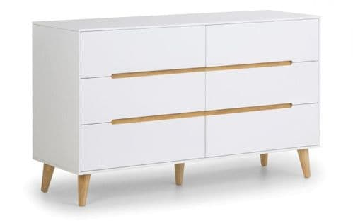 Colico 6 Drawer Wide Chest