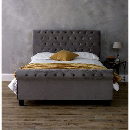 Haley Fabric Bedframe
