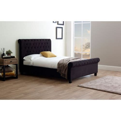 Heather Fabric Bedframe