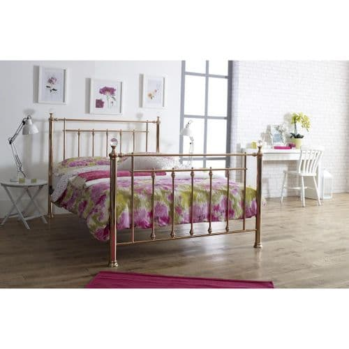Libra bed - Rose Gold