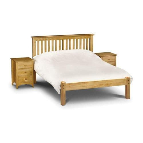 Orleans bed Solid pine - low foot end