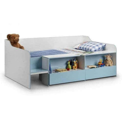 Quartz Low Sleeper - Blue