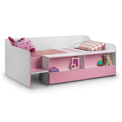 Quartz low sleeper - pink