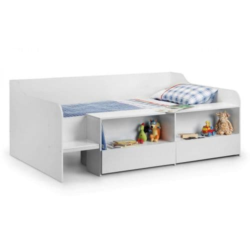 Quartz low sleeper- white