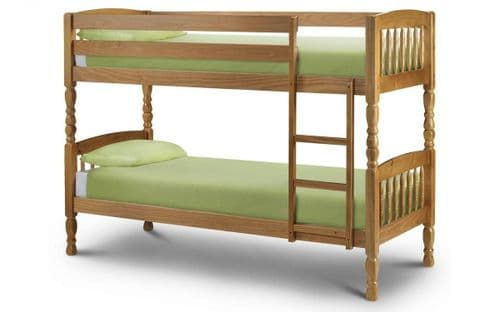 Santos Bunk Bed- Solid Pine