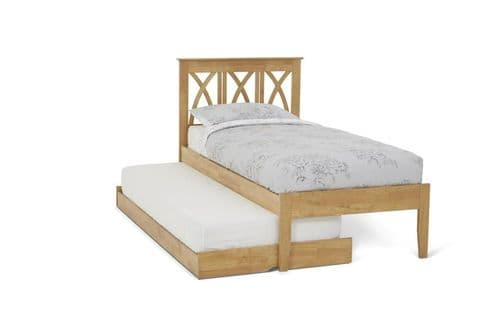 Serene Autumn Guest Bed In Honey Oak or Opal White
