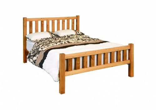 Shaker Bed - Double