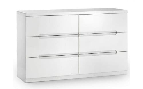 Varenna 6 drawer wide chest
