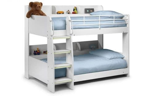 Venetian Bunk Bed - White