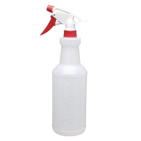 Spray Bottles and Dispensers