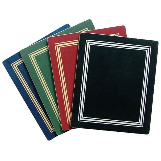 Table Mats & Table Numbers