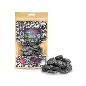 Green & Wilds Fish Crunchies with Charcoal (100gm)