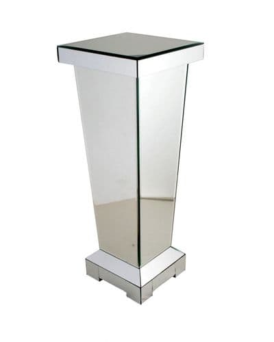 Classic Mirrored Medium Pedestal