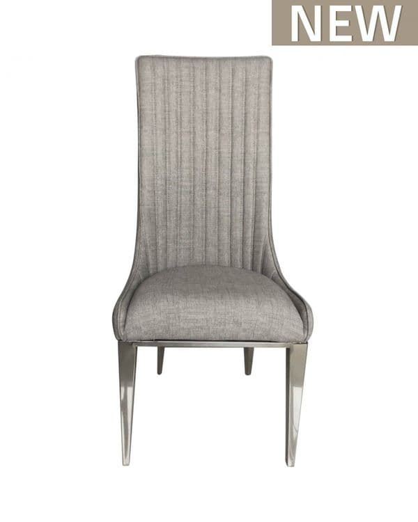 Omega Taupe Dining Chair