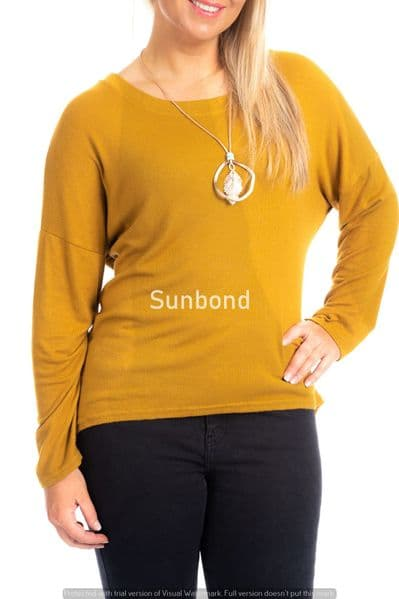 Plain Shellnecklace Top