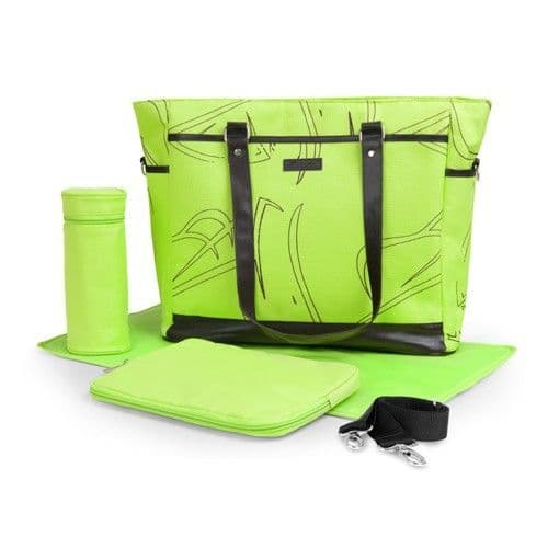 Hauck Sammy Changing Bag (Lime)
