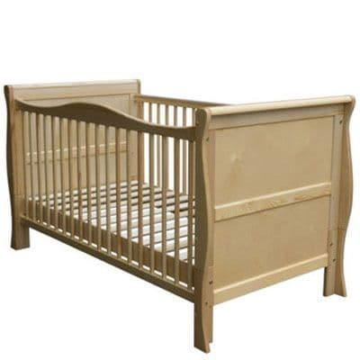 New Nursery Connections Kingfisher 3in1 cotbed, cot bed sofa