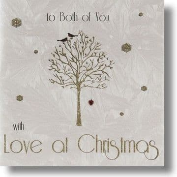 Both of You Greetings Card