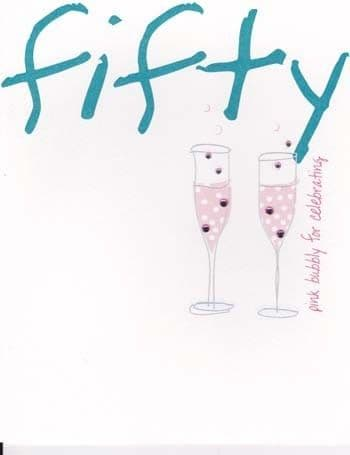 Fifty Pink Bubbly