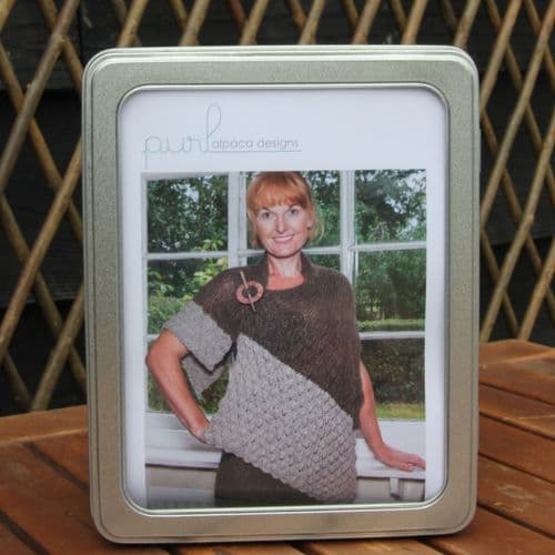 Belinda's Wrap Knit Tin Kit