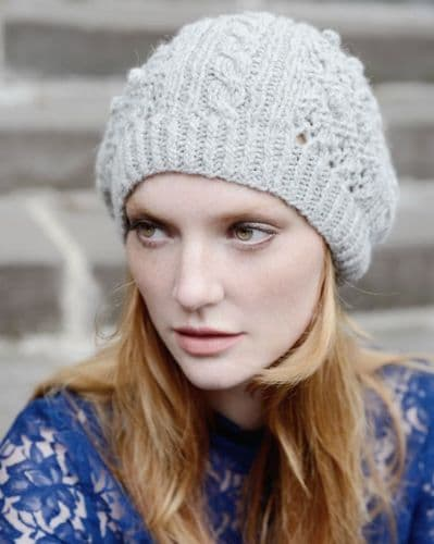 Camilla Textured Hat Knit Tin Kit