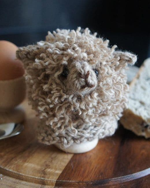 Cate Egg Cosy
