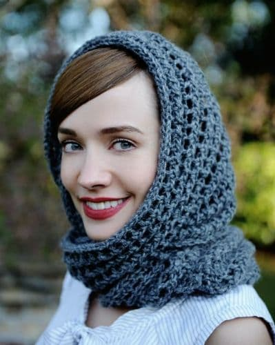 Dusty Mobius Snood Knitting Kit