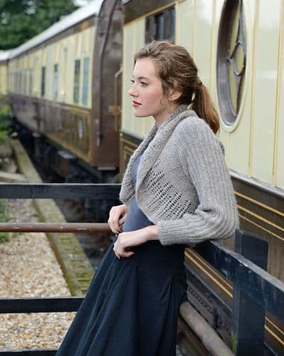 Grace Shrug Knitting Kit