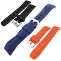 Curved End Watch Straps