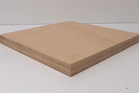 24mm Marine Ply Sheet 2500mm x 1220 Gaboon (Okoume) Throughout BS1088 WBP