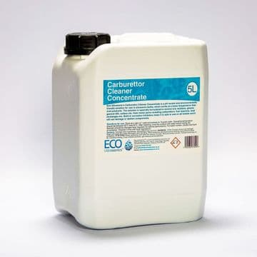Eco Ultrasonic carburettor cleaner  (5 litre) - 10:1