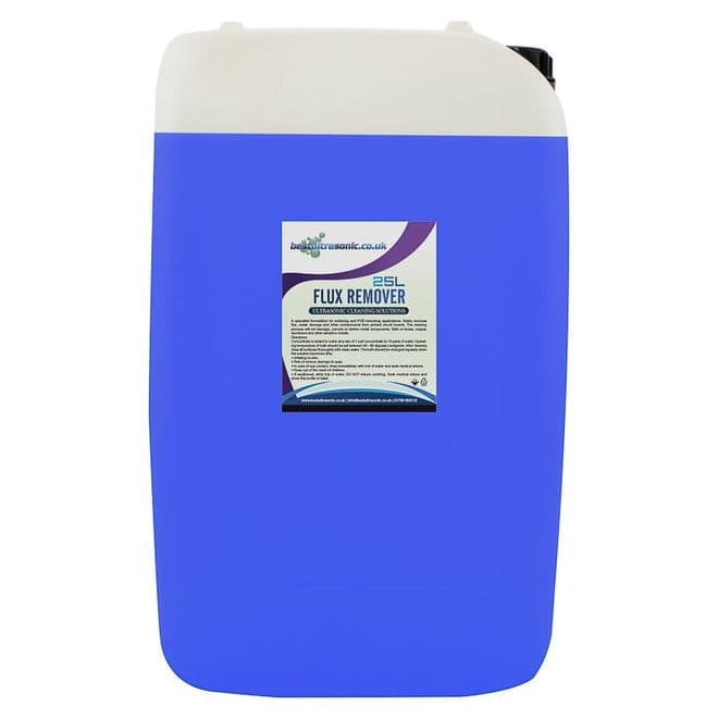 Flux Remover & PCB Cleaner Ultrasonic Cleaning Solution (5 Litre)