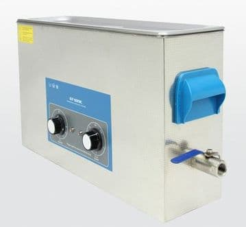 Ultrasonic Cleaner - motorbike carburettor (9.5 litre)