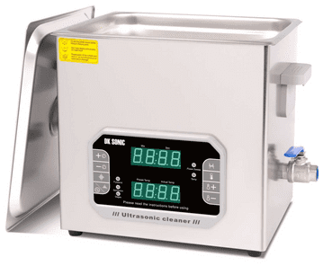 Ultrasonic Cleaner | Touch Screen | Sweep | Degassing 10 litre)