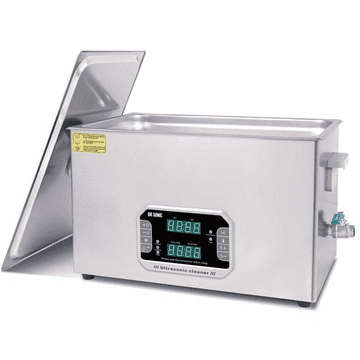Ultrasonic Cleaner | Touch Screen | Sweep | Degassing (22 litre)