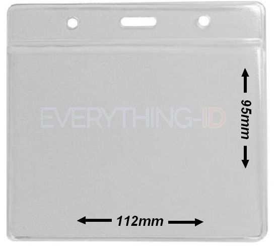 EXTRA LARGE PASS HOLDER - 3008 - 112mm x 95mm