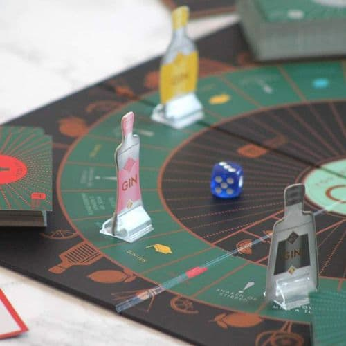 Gin Board Game - Party Drinking Games