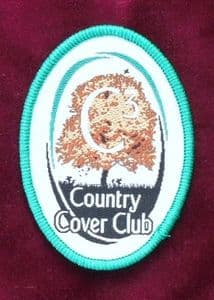 C³ Cloth Badge