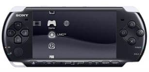 Sony PSP-3000 Slim series console parts