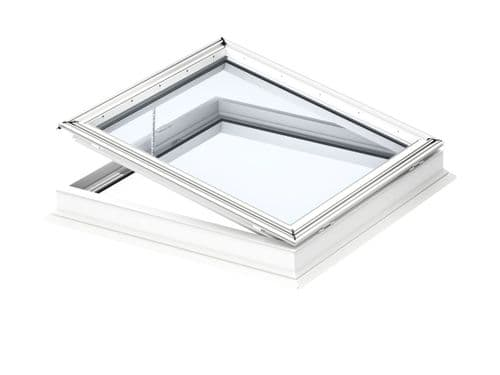 VELUX Electrically operated base unit flat roof window