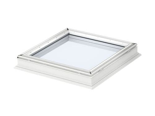 VELUX Fixed base unit flat roof window