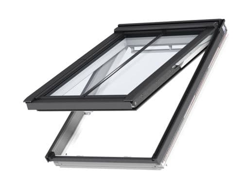 VELUX White-painted top-hung conservation package, recessed tiles