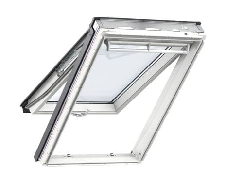 VELUX White PU top-hung roof window